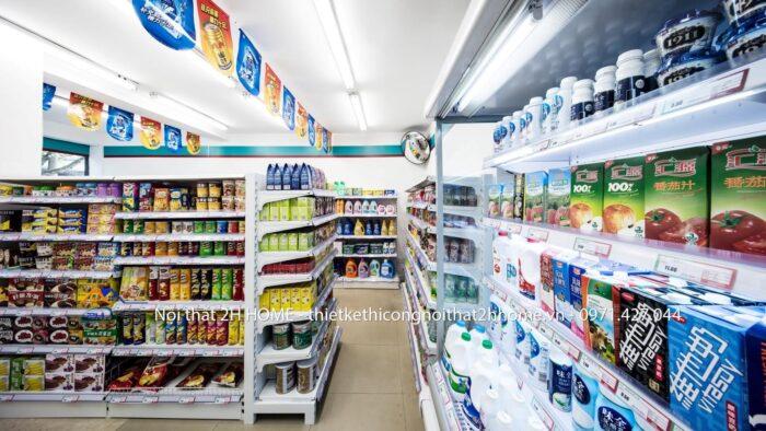cải tạo cửa hàng tiện lợi